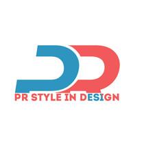 New logo agentstvo pr style in design med