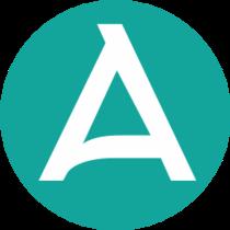 Armatorgrupp logotip armatorled med