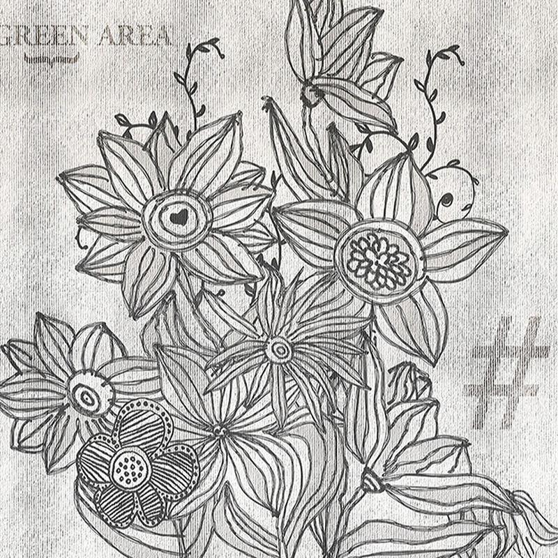 Купить Бумажные обои Green Area LondonArt - Grafika S.r.l.  EDEN 14 14052 1