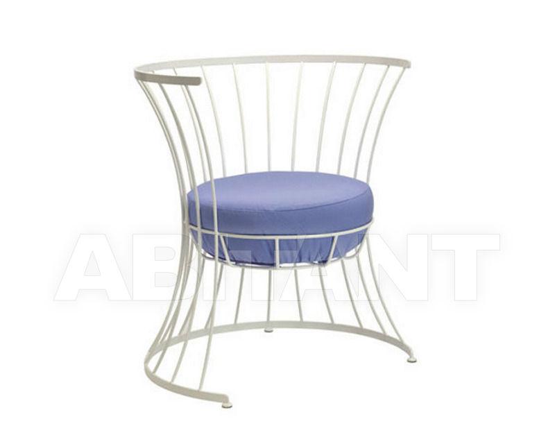 Купить Кресло для террасы Сlessidra Ethimo 2015 CLPO3100 + CLCP0010