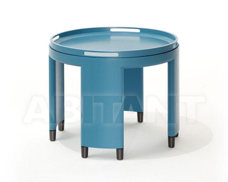 Купить Столик журнальный SOHO. WJ Neue Wiener Werkstaette COUCH-, & SIDE TABLES WJBT 65