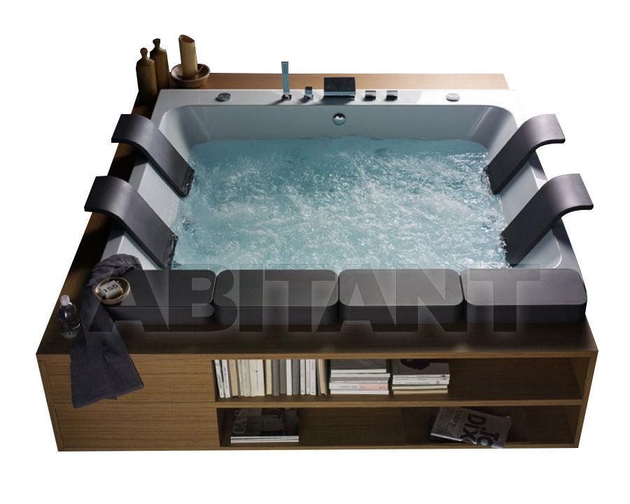 Купить Ванна гидромассажная BluBleu Hi-design Thais-Art