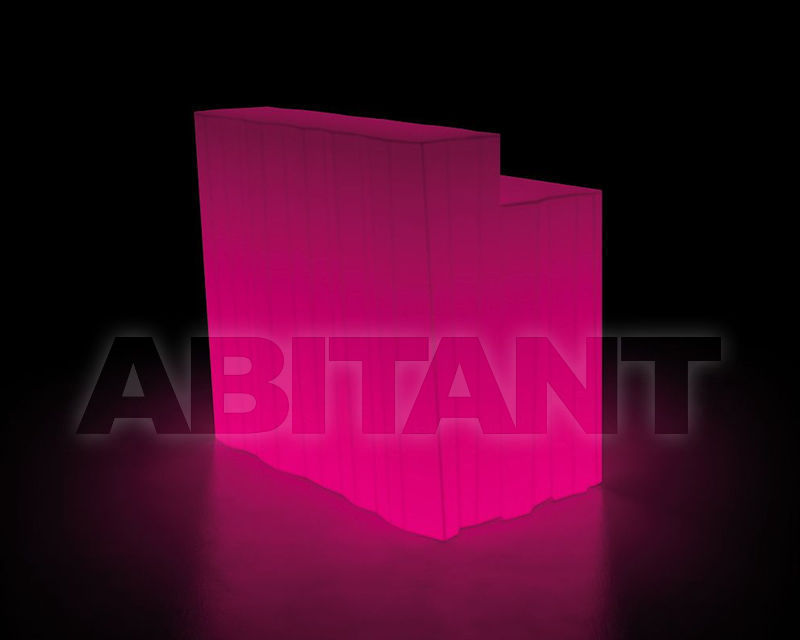 Купить Барная стойка FROZEN Plust LIGHTS 8308 A4182+ROSE