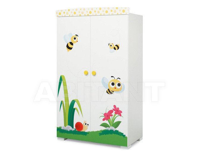 Купить Шкаф детский Apina Erbesi Collezione 2012 Apina Armadio