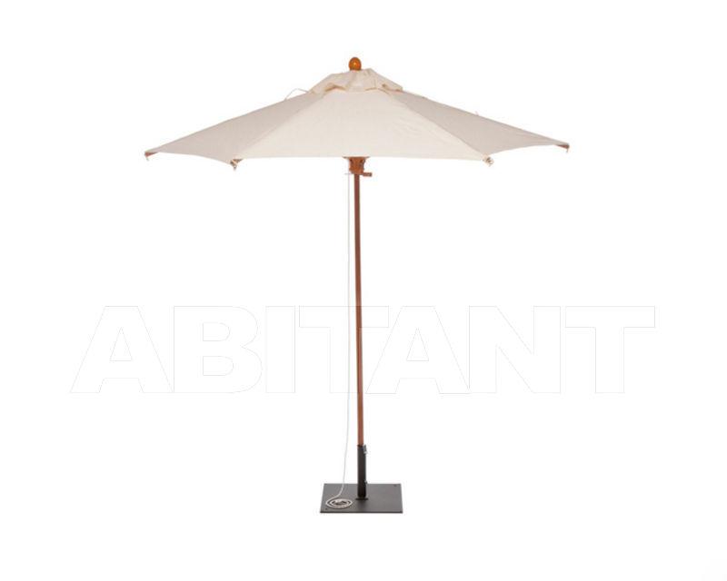 Купить Зонт Parà Il Giardino di Legno Teak Collection 850IKTR-R250SE