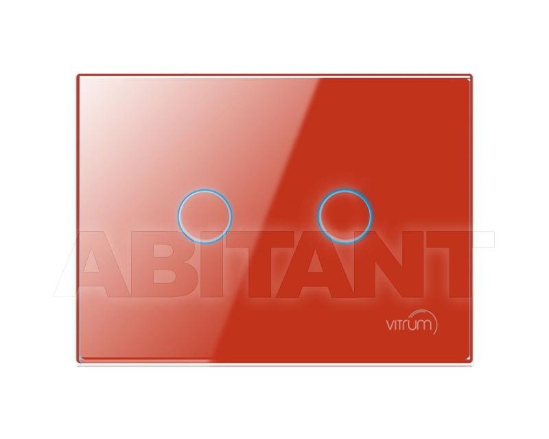 Купить Выключатель Vitrum II EU VITRUM Glass 01E020020 11E02000.90000.00+2002