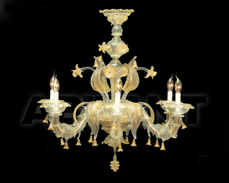 Купить Люстра Arte di Murano Lighting Classic 7386 6