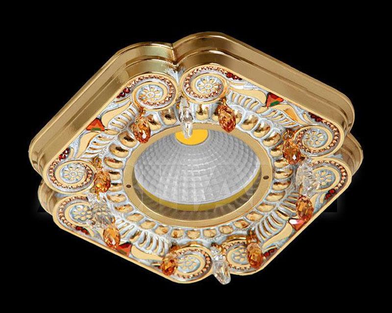 Купить Светильник точечный FEDE DE LUXE FD1007ROPCL