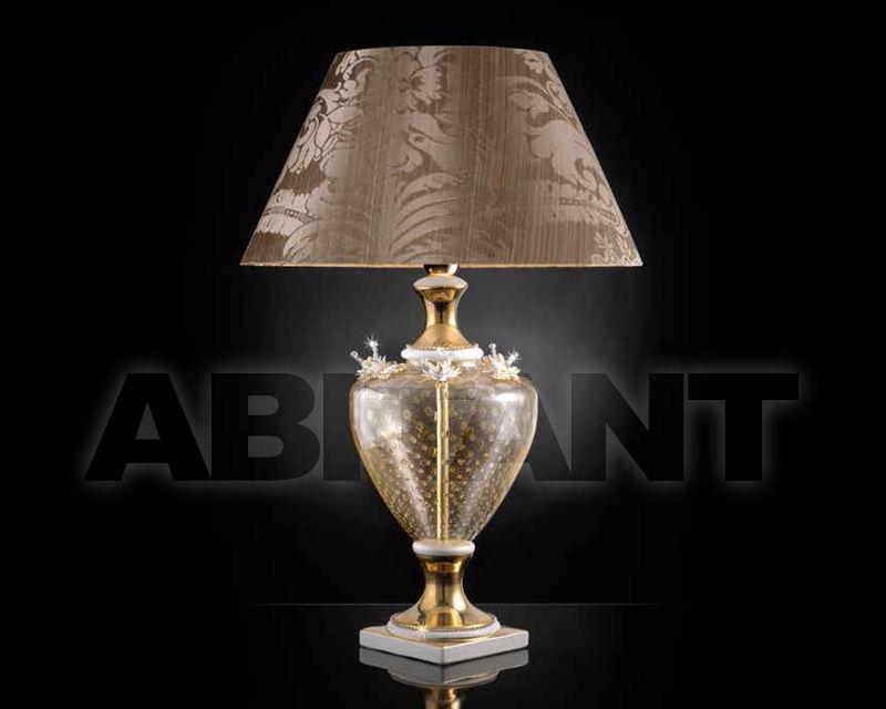 Купить Лампа настольная Ceramiche Lorenzon  2015 L.548/V6/BOL