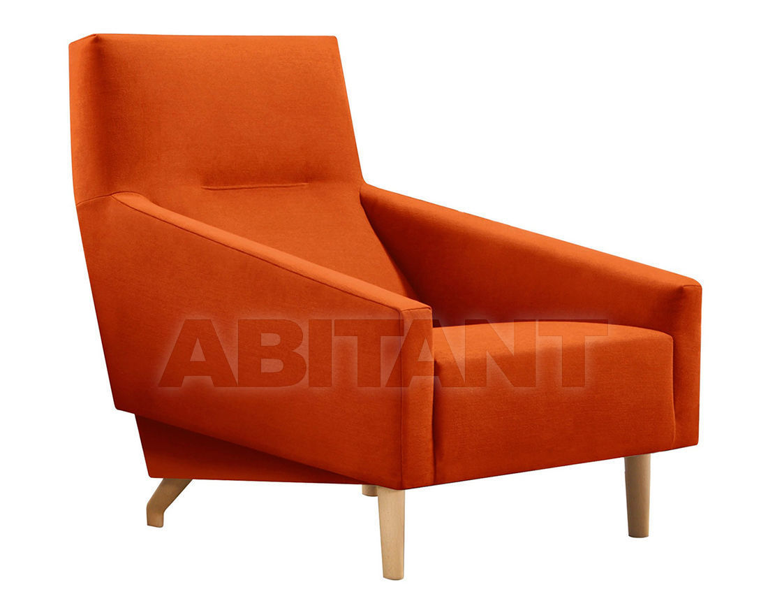 Купить Кресло Soul Sancal Diseno, S.L. Sofa 273.61.T orange