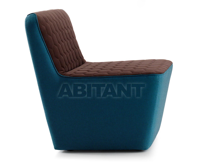 Купить Кресло Tea Sancal Diseno, S.L. Sofa 250.51.G blue