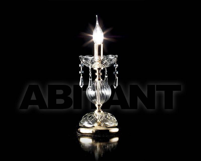 Купить Лампа настольная Ciciriello Lampadari s.r.l. Lighting Collection LT.MTL6PAST