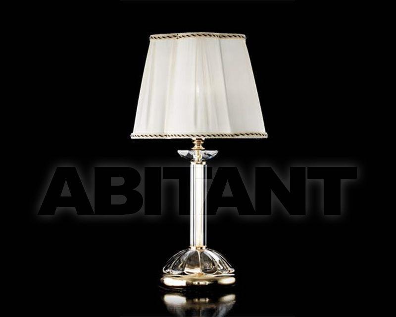 Купить Лампа настольная Ciciriello Lampadari s.r.l. Lighting Collection LT.SPAGNOLO/CP