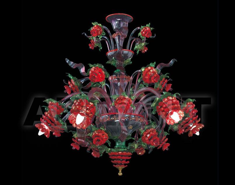Купить Люстра Vetreria Aristica ROSA `11 DEMETRA