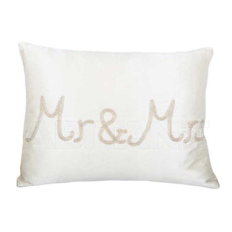 Купить Подушка Gingerlily Silk Cushions Mr & Mrs