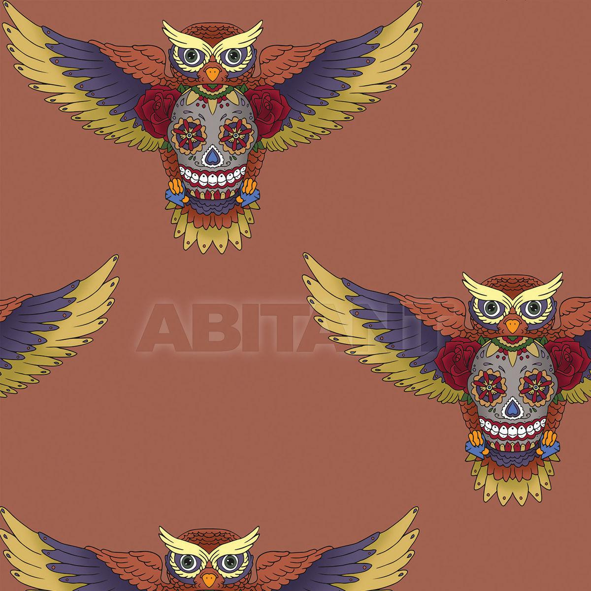 Купить Бумажные обои Anna Muravina Wallpaper 2016 BIRDSOFWISDOM 040