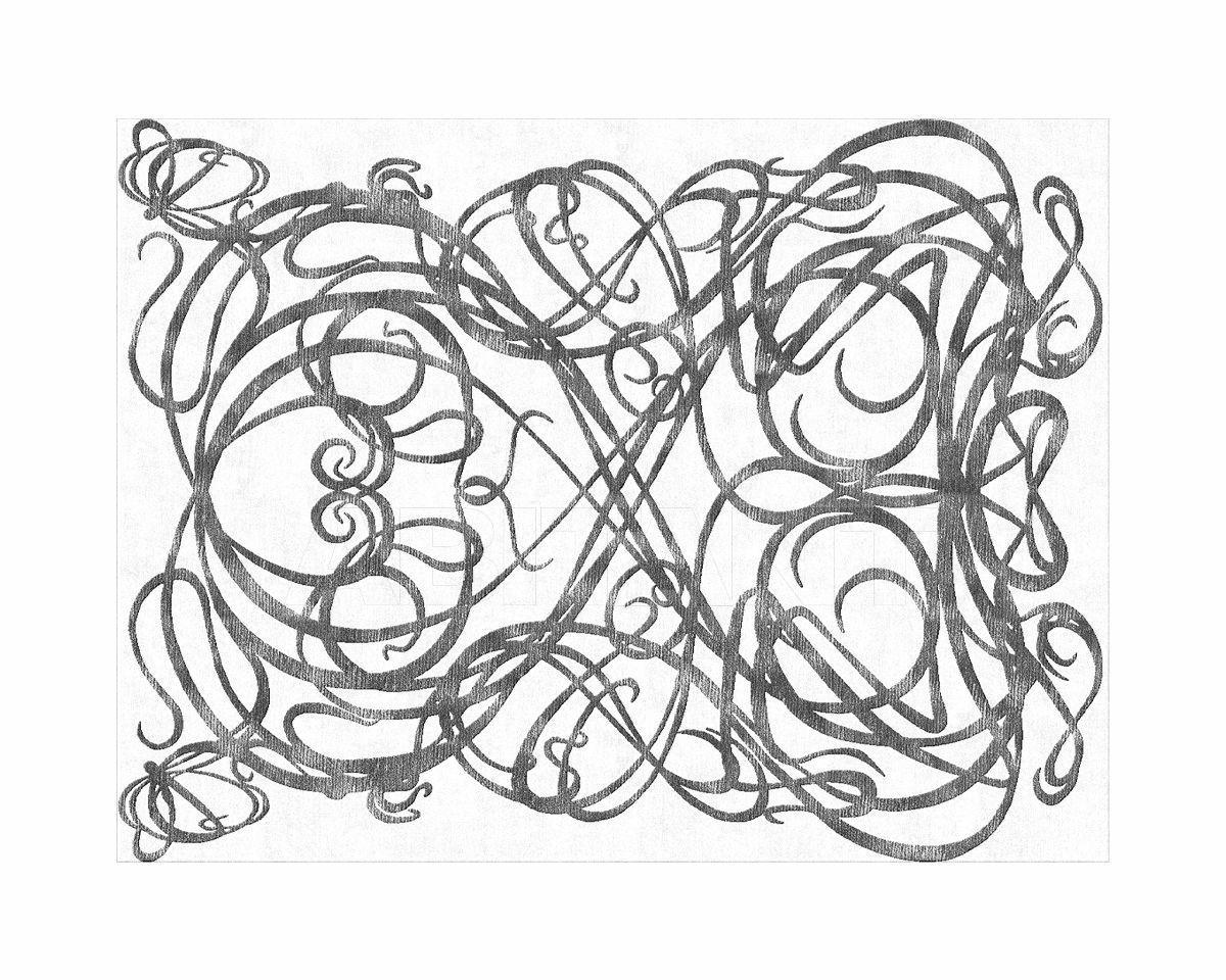 Купить Ковер современный Illulian & C. s.n.c Design Collection SPIRIT B