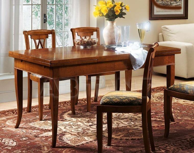 Купить Стол обеденный ABC mobili in stile Modigliani 780а/181/OA