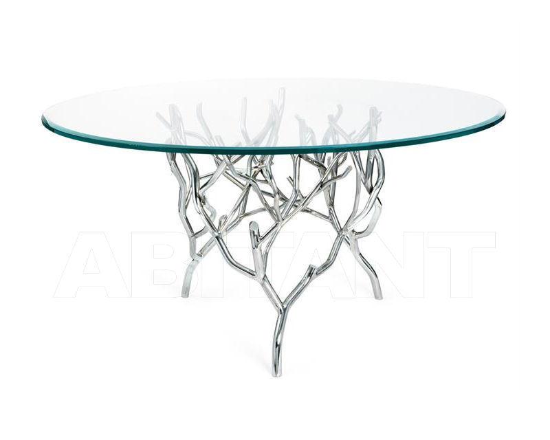Купить Стол обеденный Villiers Brothers Limited 2016 Wayside dining table – polished stainless