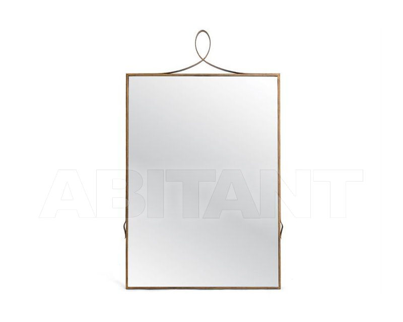 Купить Зеркало настенное Villiers Brothers Limited 2016 Byron mirror - blackfriars gold
