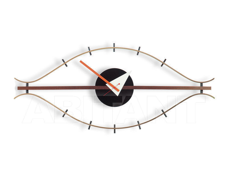Купить Часы настенные Eye Clock Vitra. 2016 201 257 01
