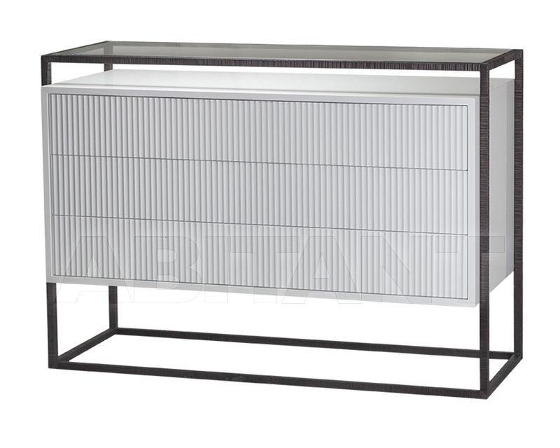 Купить Консоль  Henry Bertrand Ltd Decorus STRIATA chest of 3 drawers