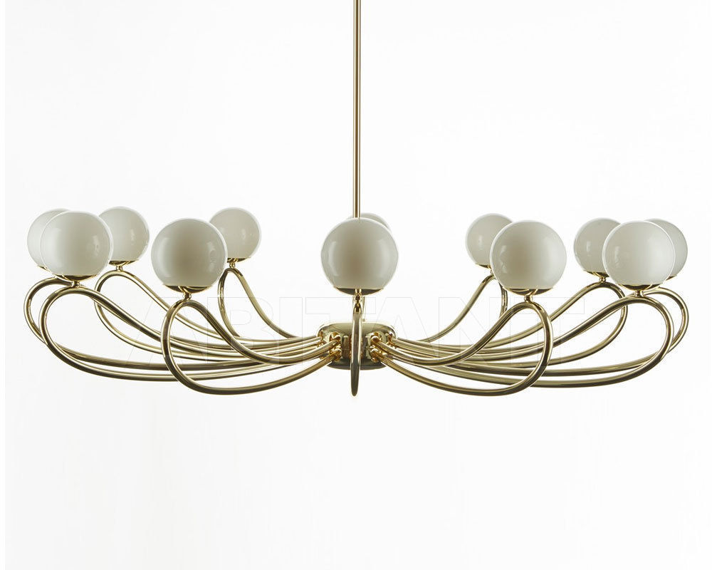Купить Люстра  MM Lampadari Contemporary 7207/12