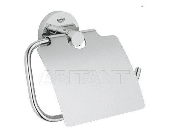Купить Держатель для туалетной бумаги ESSENTIALS Grohe 2012 40 367 000