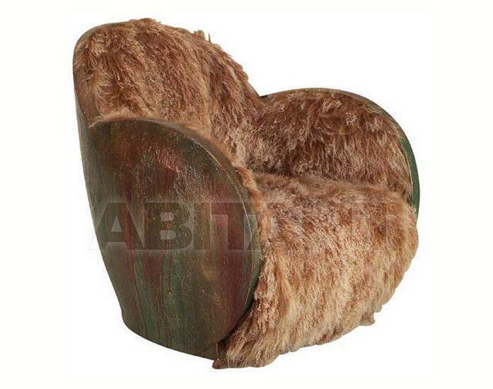 Купить Кресло Sergio Villa Mobilitaly 2003-2011 UOVO Corteccia & Fur