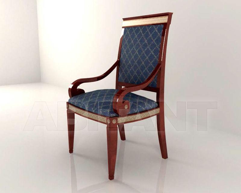 Купить Стул с подлокотниками Soher  Furniture 3310 C/A-OR