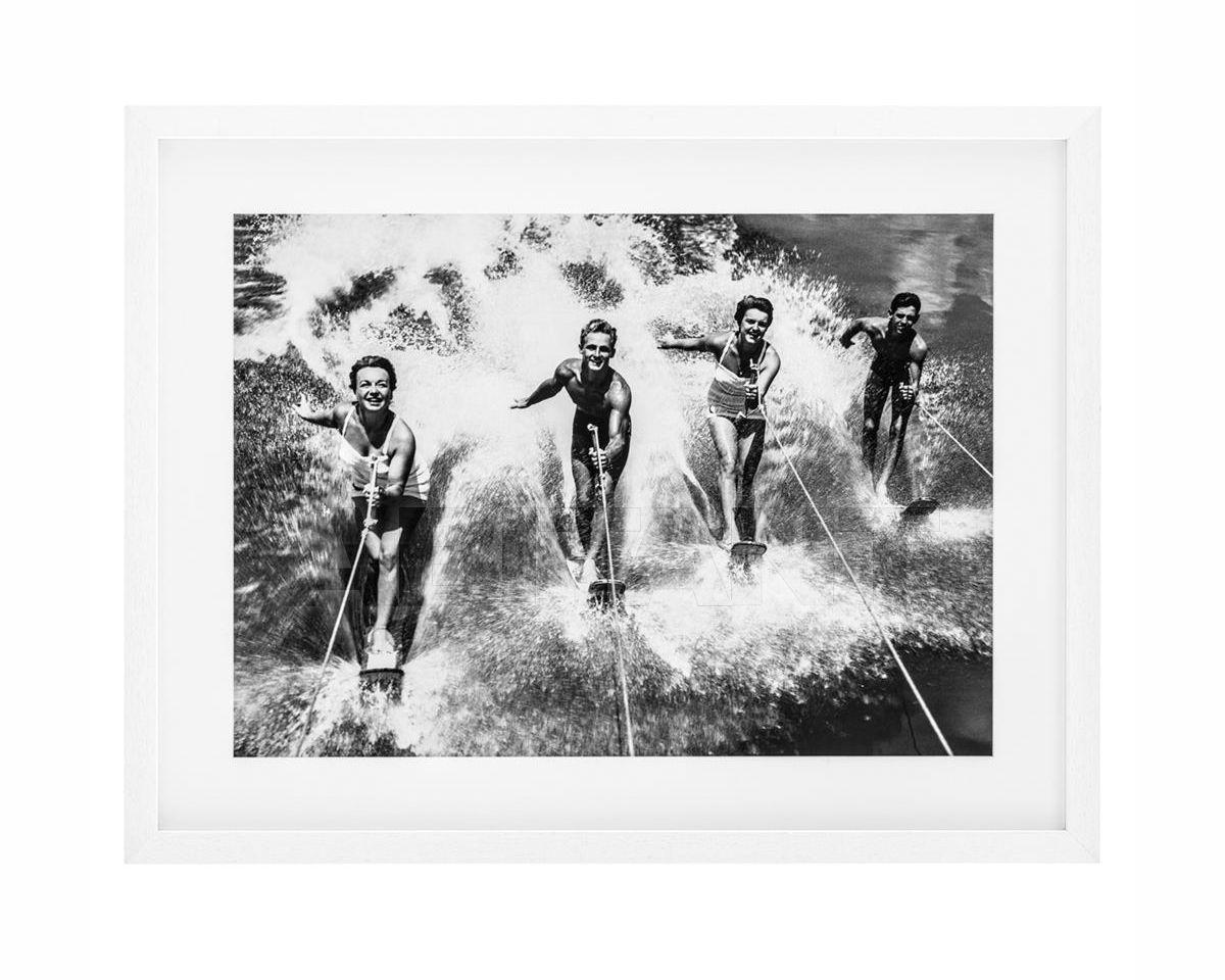Купить Картина Water Ski Splash Eichholtz  WALL DECORATIONS 110865