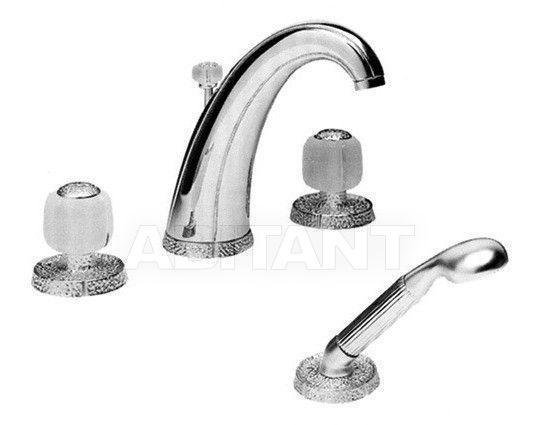 Купить Смеситель для ванны Cristal et bronze Mixer Sets 25414