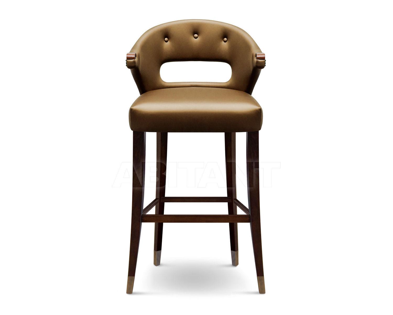 Купить Барный стул Brabbu by Covet Lounge Upholstery NANOOK COUNTER STOOL