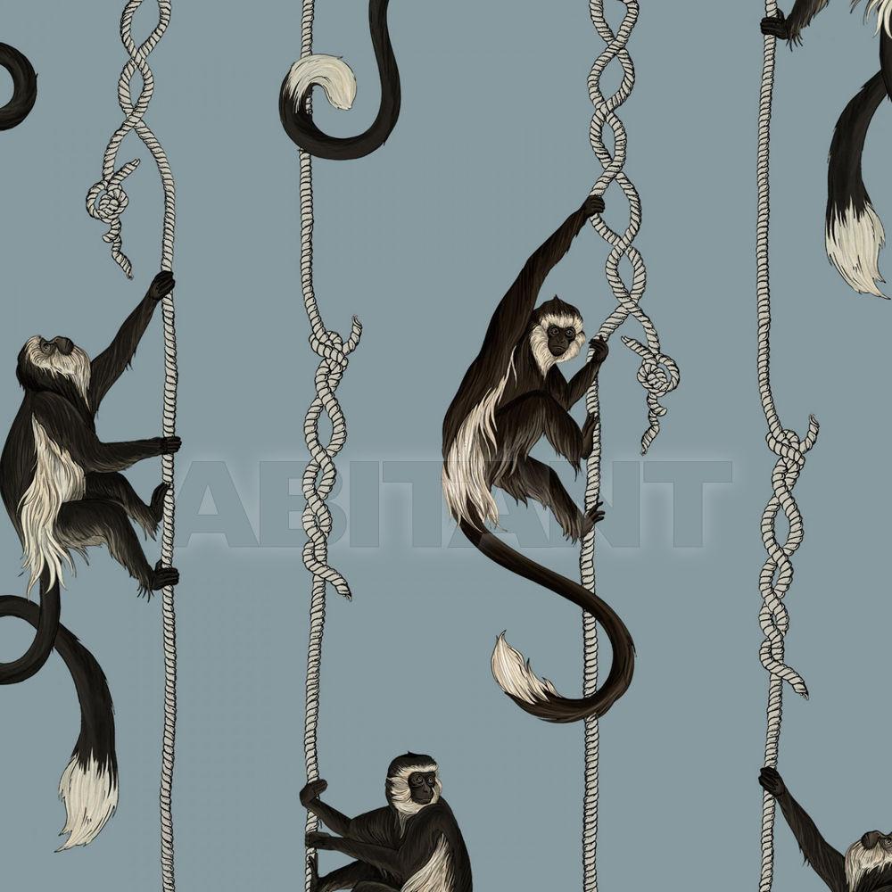 Купить Флизелиновые обои TROOP   Henry Bertrand Ltd Wallpaper 1-WA-TRO-DI-DUS-XXX-003-FLOW