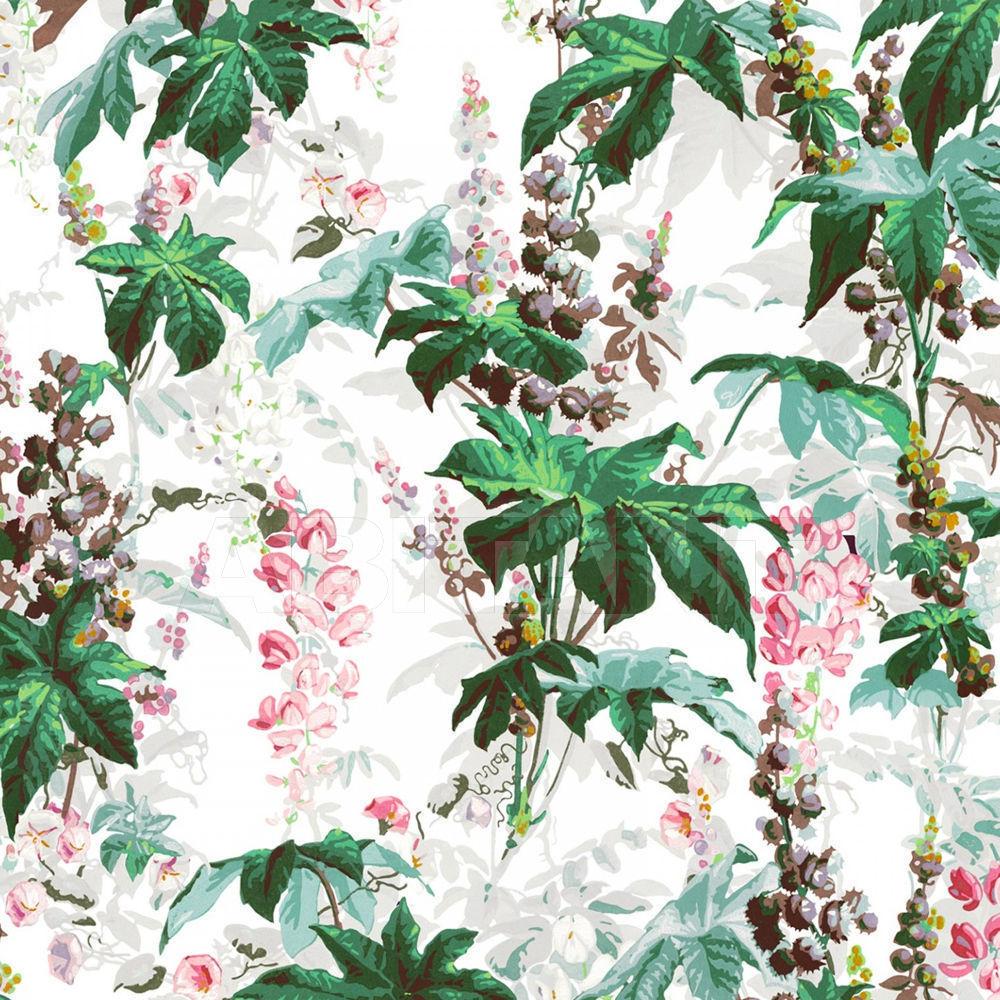 Купить Флизелиновые обои CASTANEA  Henry Bertrand Ltd Wallpaper 1-WA-CAS-DI-WHT-XXX-004-FLOW