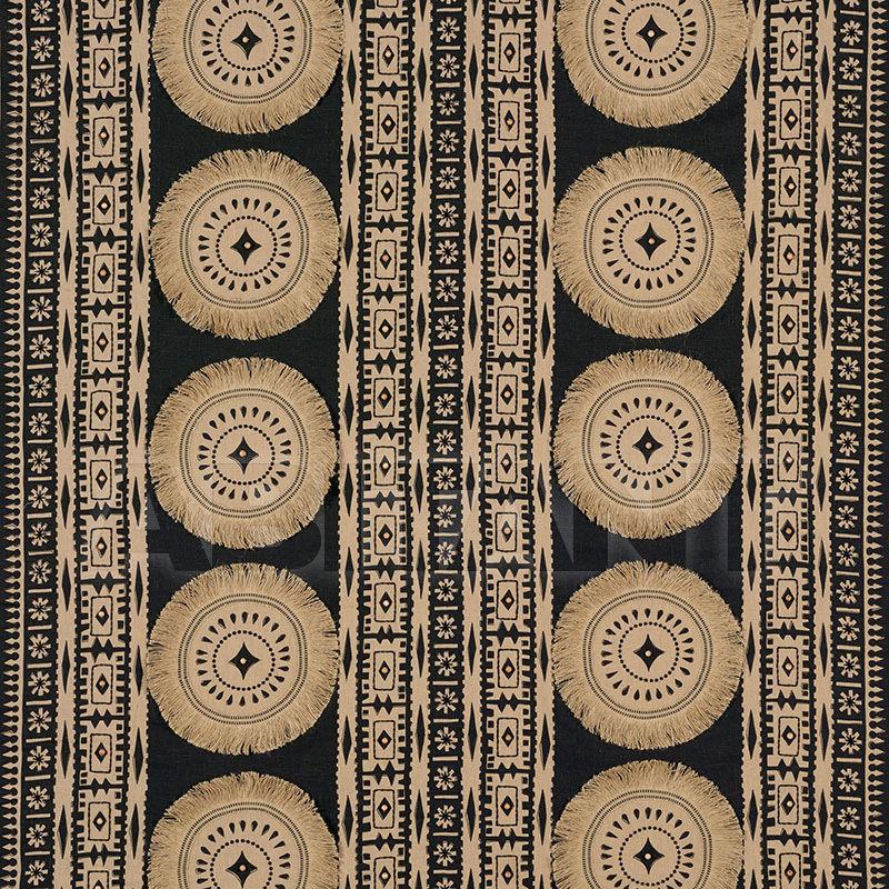 Купить Интерьерная ткань BORA BORA PRINT EMBELLISHED F. Schumacher & Co. FABRICS 176000