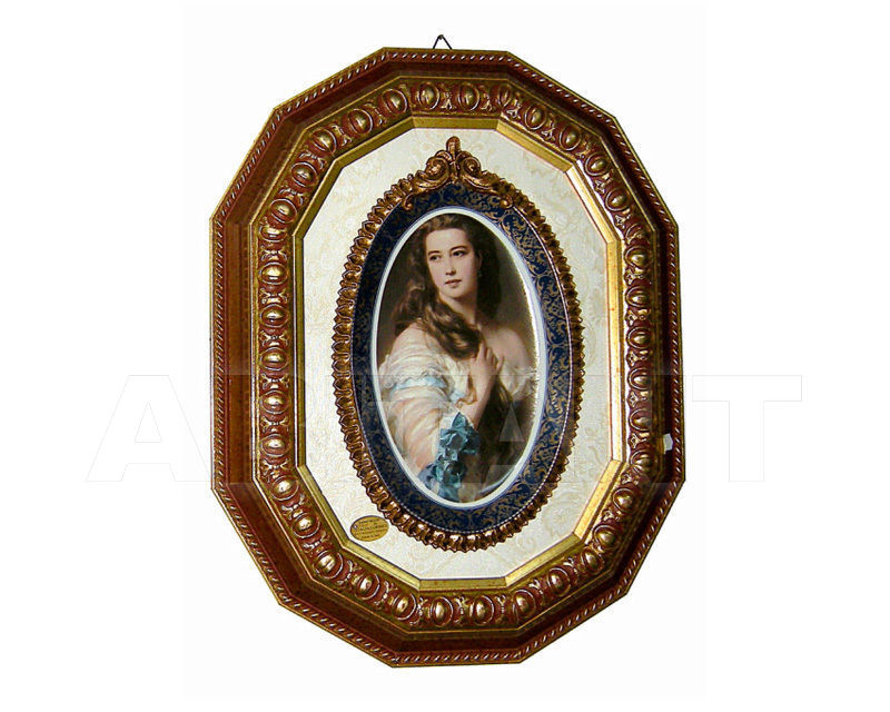 Купить Декоративное панно Italia Cornici di Caccaviello Antonino Artistic Plates B94 OV