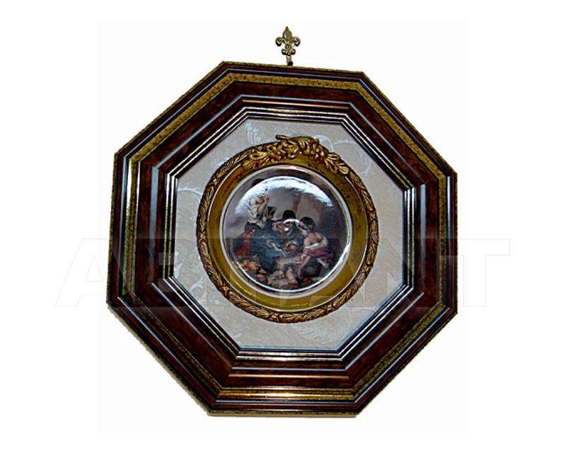 Купить Декоративное панно Italia Cornici di Caccaviello Antonino Artistic Plates C34