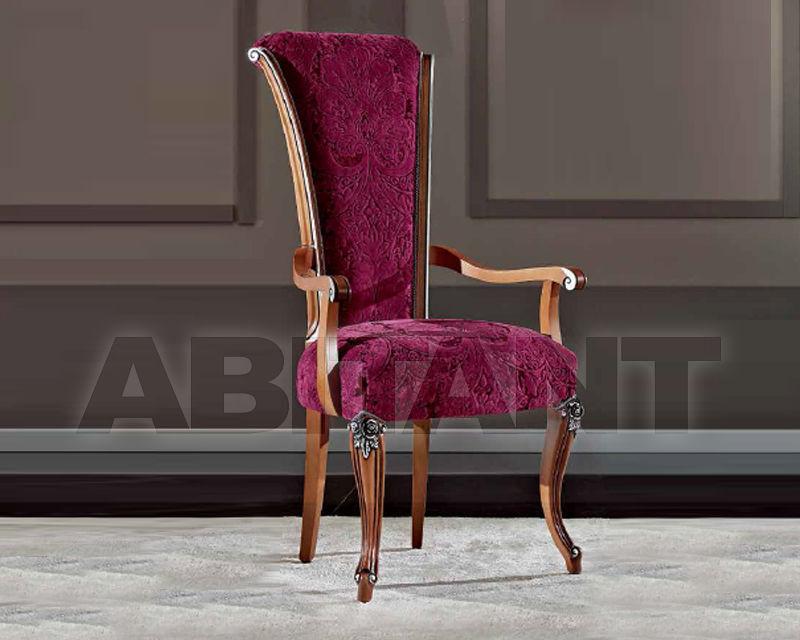 Купить Стул с подлокотниками BS Chairs S.r.l. Classico 2017 BS340A