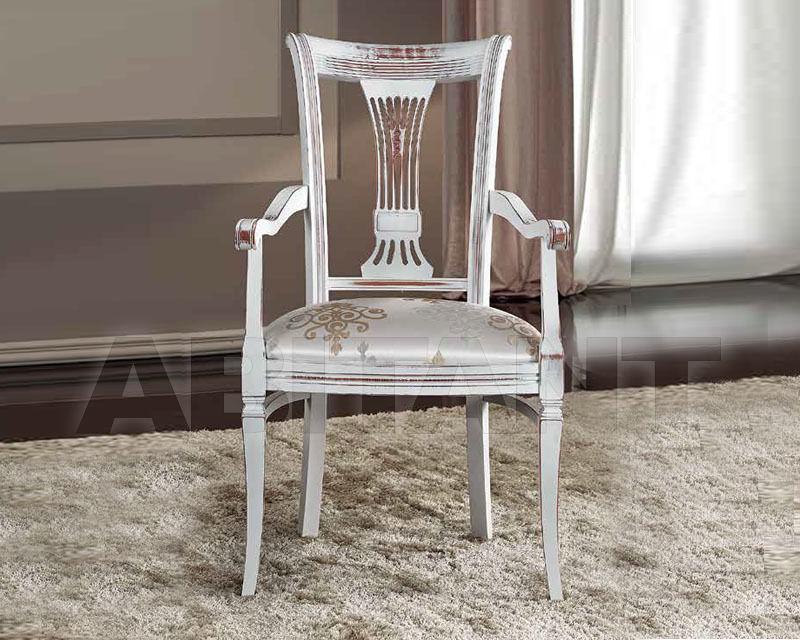 Купить Стул с подлокотниками BS Chairs S.r.l. Classico 2017 BS173A
