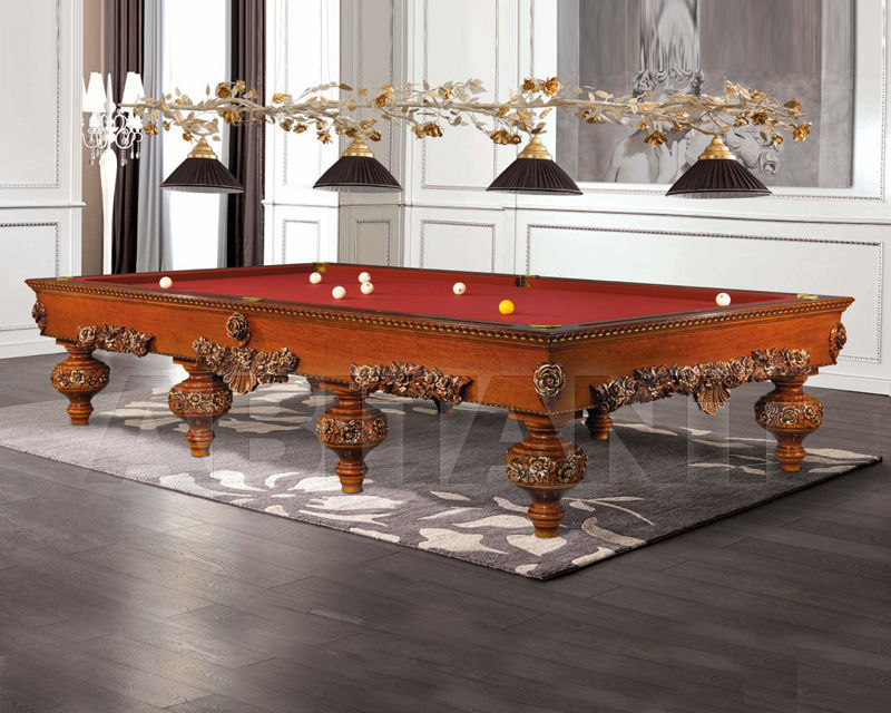 Купить Бильярдный стол BS Chairs S.r.l. BELLO RESTALDI BILLIARDI 2017 Toto%