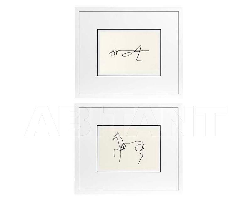 Купить Картина Pablo Picasso Eichholtz  Accessories 106549