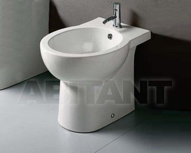 Купить Биде напольное BASIC GSI Ceramica Panorama 666211