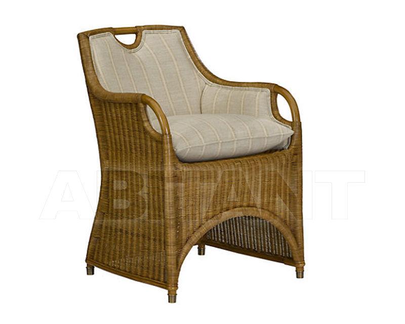 Купить Стул с подлокотниками Ralph Lauren   Furniture 052-03BK