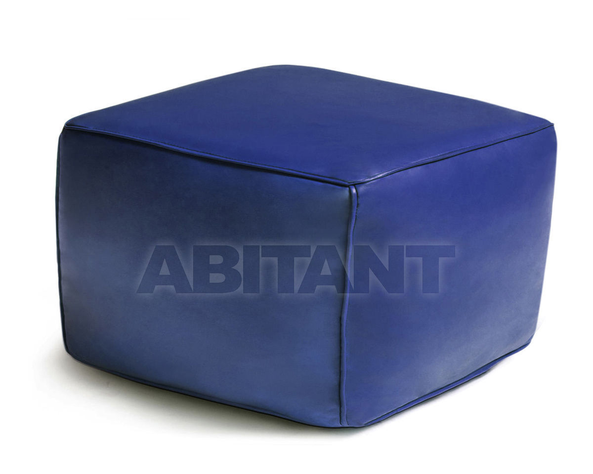 Купить Пуф Jonathan Adler LARGE LEATHER 11909