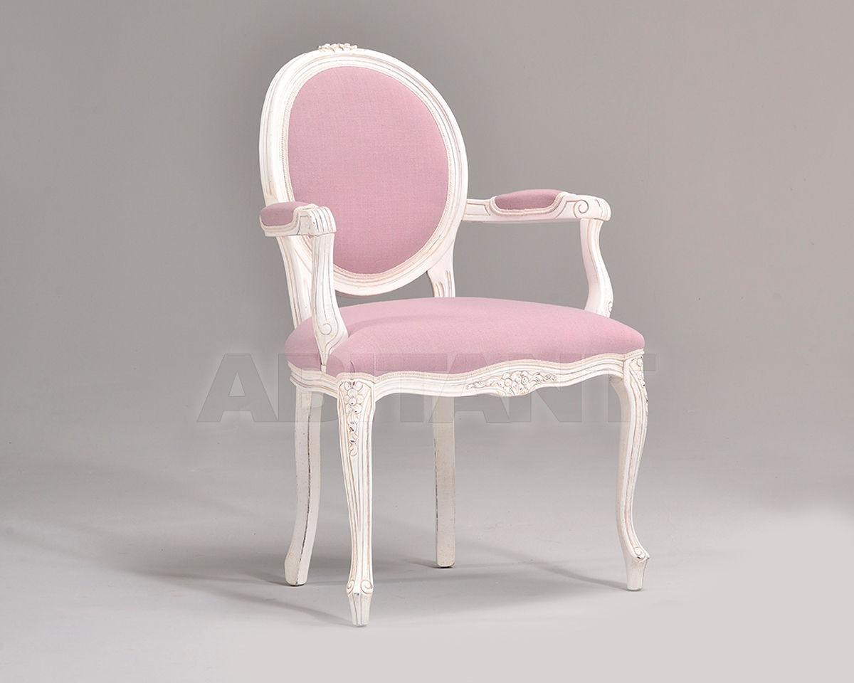 Купить Стул с подлокотниками BRIANZOLA OVALE Veneta Sedie Seating 8018A P17