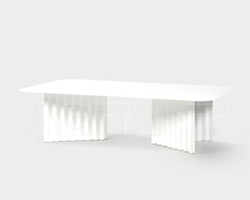 Купить Столик журнальный PLEC RS barcelona 2018 RAL 9010 LARGE