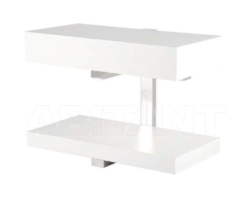 Купить Столик приставной Branco sobre Branco 2018 100182