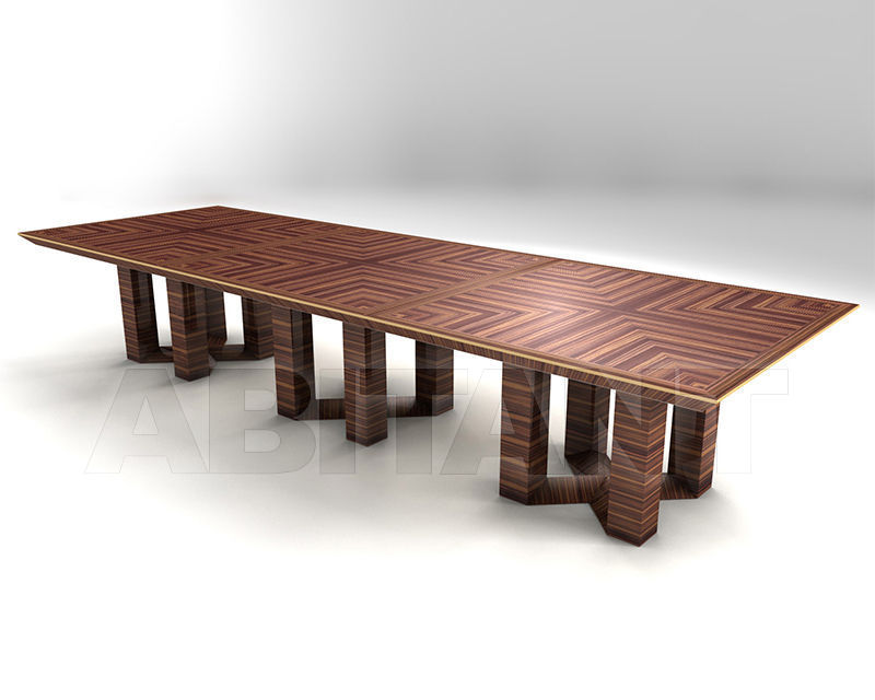 Купить Стол для конференц-залов ETTORE BERDONDINI  AB 1926 Historic Collection ETTORE rectangular table 16
