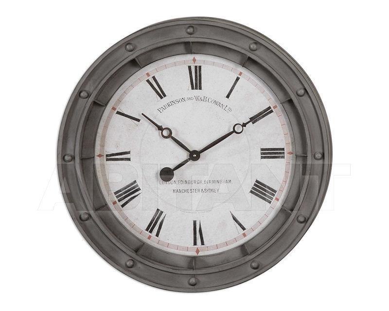Купить Часы настенные Porthole Clock Uttermost 2018 06092